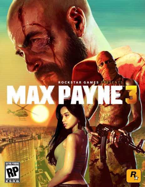 بازی Max Payne 3+دانلود